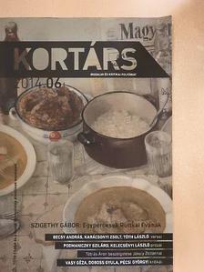 Antall István - Kortárs 2014/6. [antikvár]