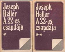 Joseph Heller - A 22-es csapdája I-II. [antikvár]