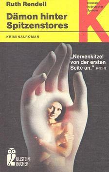 Ruth Rendell - Dämon hinter Spitzenstores [antikvár]