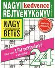 CSOSCH KIADÓ - Nagyi Kedvence Rejtvénykönyv 24.