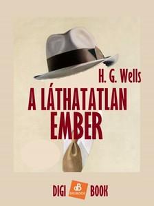 H. G. Wells - A láthatatlan ember [eKönyv: epub, mobi]