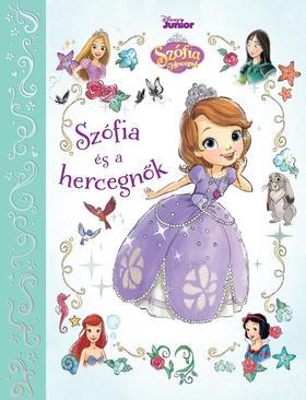 Disney Junior - Szófia és a hercegnők