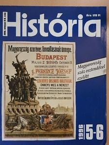 Baji Etelka - História 1996/5-6. [antikvár]