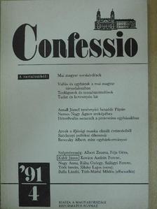 Albert Zsuzsa - Confessio 1991/4. [antikvár]