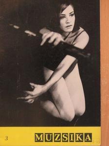 Breuer János - Muzsika 1965. március [antikvár]