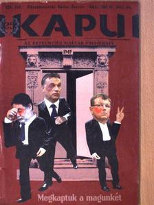 Balogh Bertalan - Kapu 2012/04. [antikvár]