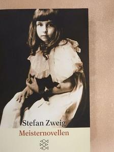 Stefan Zweig - Meisternovellen [antikvár]