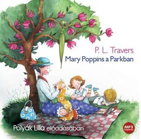 PL TRAVELS - Mary Poppins a parkban - hangoskönyv