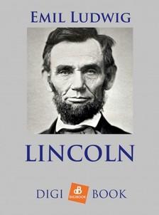 EMIL LUDWIG - Lincoln [eKönyv: epub, mobi]