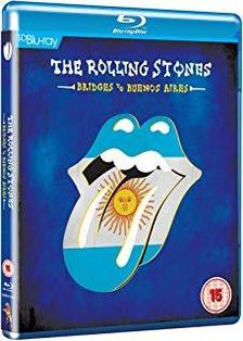 The Rolling Stones - BRIDGES TO BUENOS AIRES - DVD