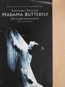 Kerényi Miklós Gábor - Giacomo Puccini: Madama Butterfly [antikvár]