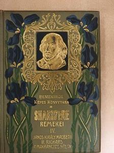 Shakespeare - Shakspere remekei IV. [antikvár]