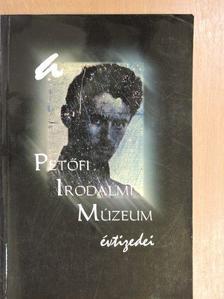 Csorba Sándor - A Petőfi Irodalmi Múzeum évtizedei [antikvár]