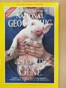 Conrad Anker - National Geographic October 1999 [antikvár]