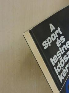 Dr. Eiben Ottó - A sport és testnevelés időszerű kérdései 1969/1. [antikvár]