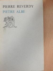 Pierre Reverdy - Pietre albe [antikvár]