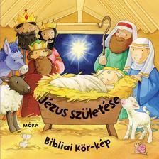 Jézus születése - lapozó, forgatható oldallal