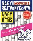 CSOSCH KIADÓ - Nagyi Kedvence Rejtvénykönyv 23.