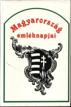 KERÉKGYÁRTÓ ÁRPÁD - Magyarország emléknapjai [antikvár]