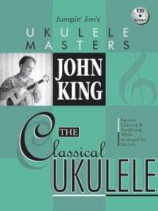 THE CLASSICAL UKULELE. CD INCLUDED