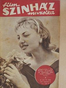 Csapó György - Film-Színház-Muzsika 1958. augusztus 8. [antikvár]