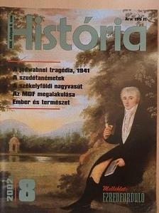 Deák István - História 2002/8. [antikvár]