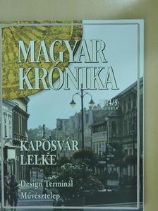 Barta Boglárka - Magyar Krónika 2014. október [antikvár]