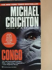 Michael Crichton - Congo [antikvár]