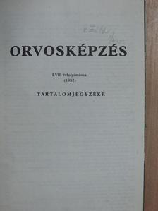 Balás Éltes András - Orvosképzés 1982. január-december/Supplementum [antikvár]