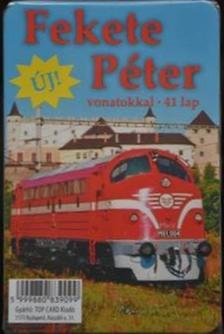 Új Fekete Péter Vonatokkal
