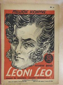 George Sand - Leoni Leo [antikvár]