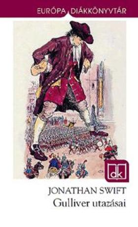Jonathan Swift - Gulliver utazásai - EDK