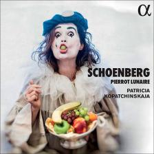 SCHÖNBERG,WEBERN, KREISLER - PIERROT LUNAIRE CD KOPATCHINSKAJA