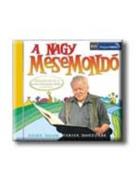 SZABÓ GYULA - NAGY MESEMONDÓ  CD
