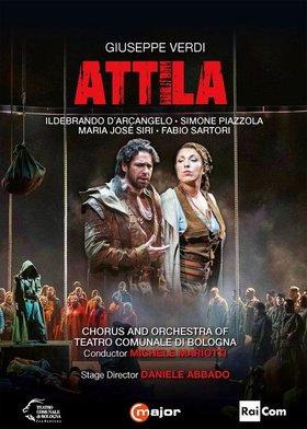 Verdi - ATTILA DVD D'ARCANGELO,MARIOTTI