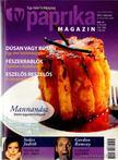 ZSIGMOND GÁBOR - TV paprika magazin 2011. március [antikvár]