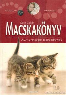 Géczi Zoltán - Macskakönyv [antikvár]