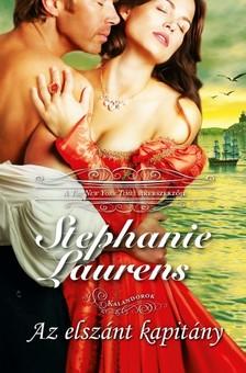 Stephanie Laurens - Az elszánt kapitány [eKönyv: epub, mobi]