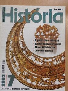 Berend T. Iván - História 2003/7. [antikvár]
