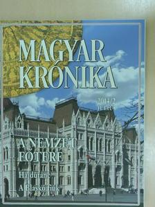 Ádám Orsolya - Magyar Krónika 2014. július [antikvár]