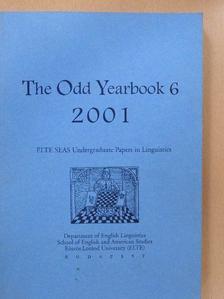 Ágnes Gyarmati - The Odd Yearbook 6 2001 (dedikált példány) [antikvár]