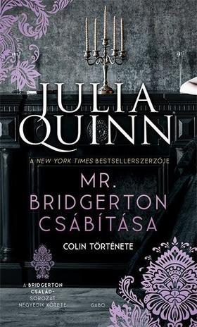 Julia Quinn - Mr. Bridgerton csábítása