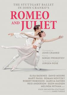 PROKOFIEV - ROMEO AND JULIET DVD TUGGLE