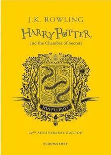 J. K. Rowling - Harry Potter and The Prisoner of Azkaban (Hufflepuff Sárga)