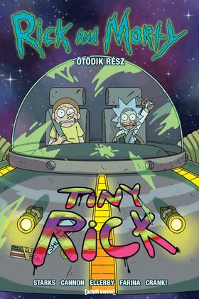 Ellerby - Starks - Rick and Morty - ötödik rész