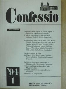 Balla László - Confessio 1994/1 [antikvár]