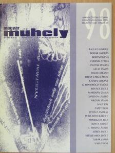 Balla D. Károly - Magyar Műhely 1996. január [antikvár]