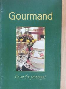 Horváth Edina - Gourmand 2000. január [antikvár]