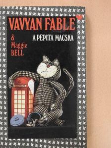 Maggie Bell - A pepita macska (dedikált példány) [antikvár]