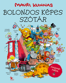 Mauri Kunnas - Bolondos képes szótár